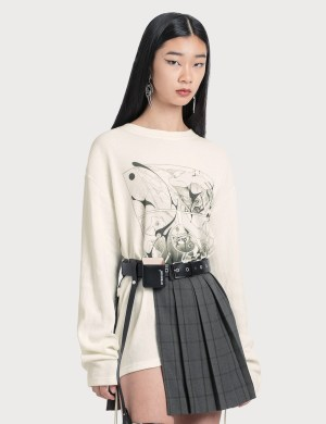 Hyein Seo Sirens Long Sleeve T-shirt