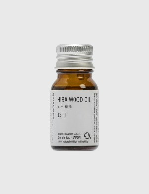 Cul de Sac Japon Hiba Blocks + Hiba Wood Oil