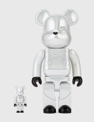 Medicom Toy Be@rbrick Nike Sb 2020 White 100%&400%set