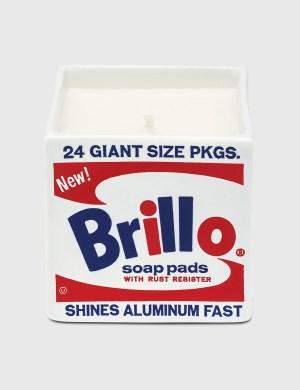 Ligne Blanche Andy Warhol Brillo Box Candle