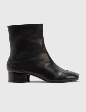 Maison Margiela Tabi Vintage Leather Boots