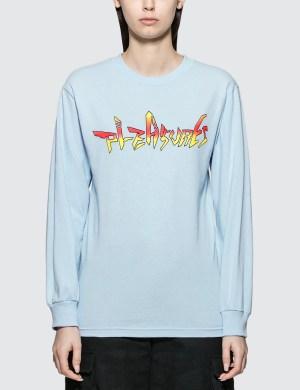 Pleasures Mary Long Sleeve T-shirt