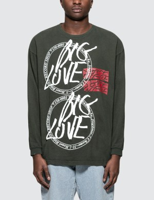 Some Ware Big Love L/S T-Shirt (One Size)