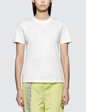 Holzweiler Neon Pink Hanger Suzana Short Sleeve T-shirt