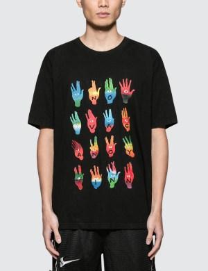 No Vacancy Inn Hands S/S T-Shirt