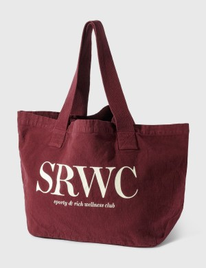 Sporty & Rich Upper East Side Tote