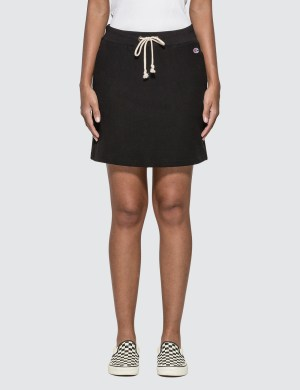 Champion Reverse Weave Big Script Mini Skirt