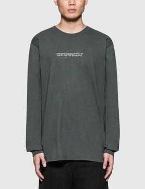 GEO Ends L/S T-Shirt