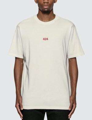 424 424 Logo T-Shirt