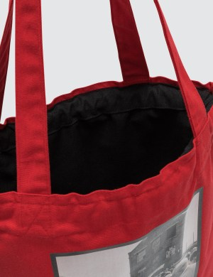 GEO Canvas Tote Bag