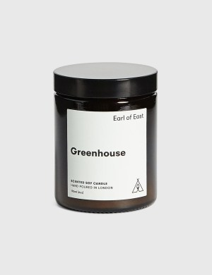 Earl Of East Greenhouse Soy Wax Candle 170ml