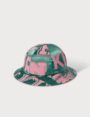 Kirin Kirin Jacquard Cloche Hat