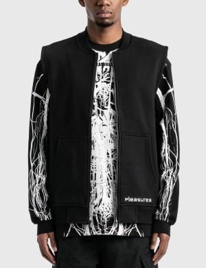Pleasures Power Fleece Vest