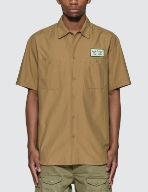 Wacko Maria Wacko Maria x Tim Lehi Work Shirt (Type-1)