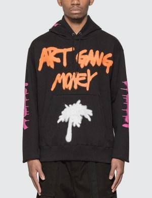 SKOLOCT Art Gang Money Spray Hoodie