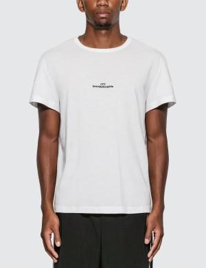 Maison Margiela Reversed Logo T-Shirt