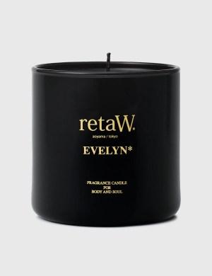 Retaw EVELYN* Black Fragrance Candle