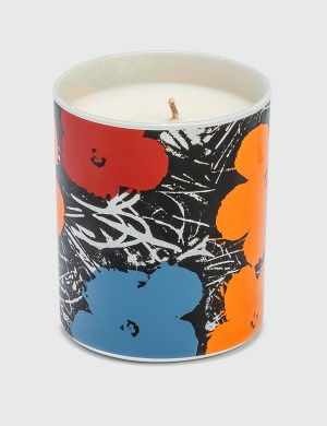 Ligne Blanche Andy Warhol's Flowers Candle