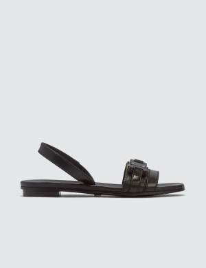 1017 ALYX 9SM Flat Sandal With Buckle