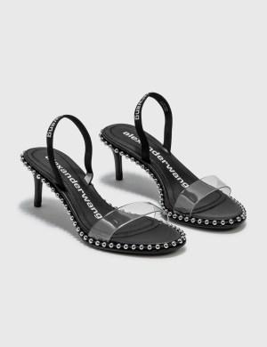 Alexander Wang Nova Low Heel Sandal