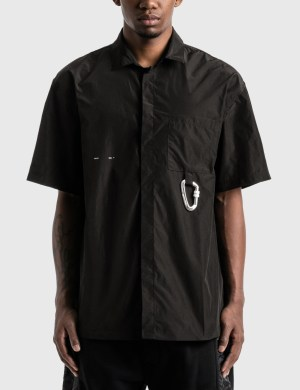 Heliot Emil Tech Shirt with Carabiner