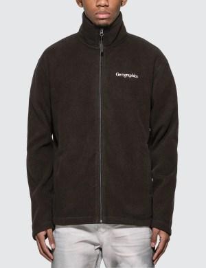 GEO Geographics Fleece Jacket