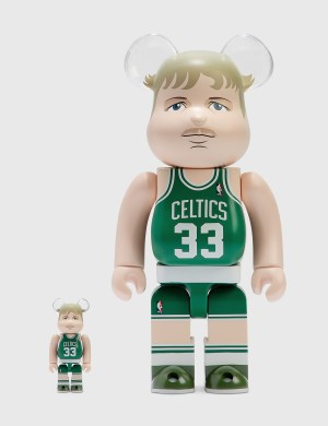 Medicom Toy Be@rbrick Larry Bird (Boston Celtics) 100400 Set