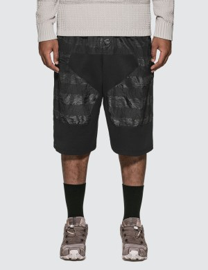 Stone Island Shadow Project Paneled Relax Shorts