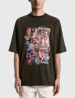 We11done New Movie Collage T-shirt