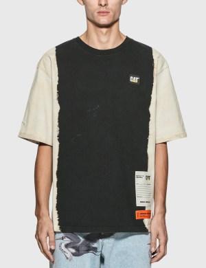 Heron Preston Heron Preston x Caterpillar T-Shirt