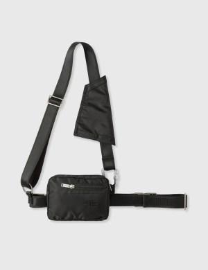 Heliot Emil Pocket With Crossbody Belt