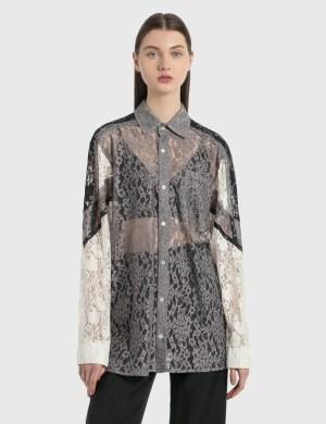 KOCH Lace Shirt