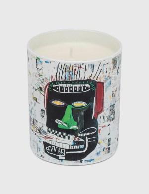 Ligne Blanche Jean Michel Basquiat Glenn Candle