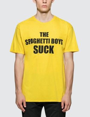 Spaghetti Boys Suck T-Shirt