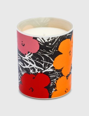 Ligne Blanche Andy Warhol Flowers Candle