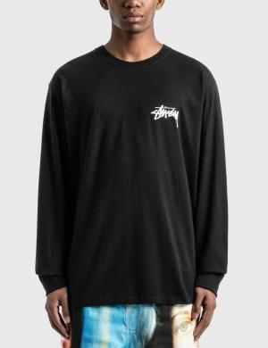Stussy Peace & Love Long Sleeve T-Shirt