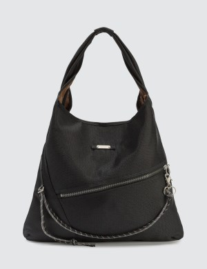 Master Piece Knit Single Handle Tote Bag