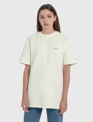 Ader Error Handwriting Logo T-Shirt