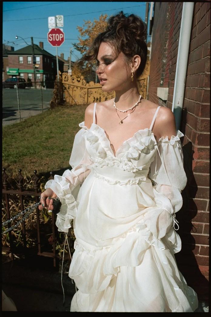 SOTO Bridal Wear Bridalwear Brand Wedding Dress Dresses Fashion-Forward Brides Modern Dresses Latinx Inspired Founder Enrique Boni Unbridled Collection
