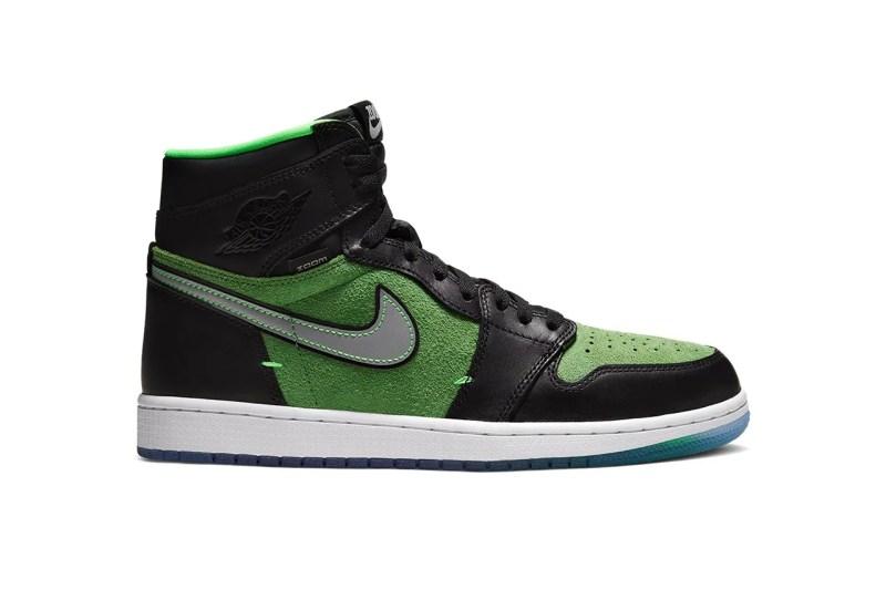 Air Jordan 1 High Zoom 全新配色鞋款網絡抽籤渠道展開   HYPEBEAST