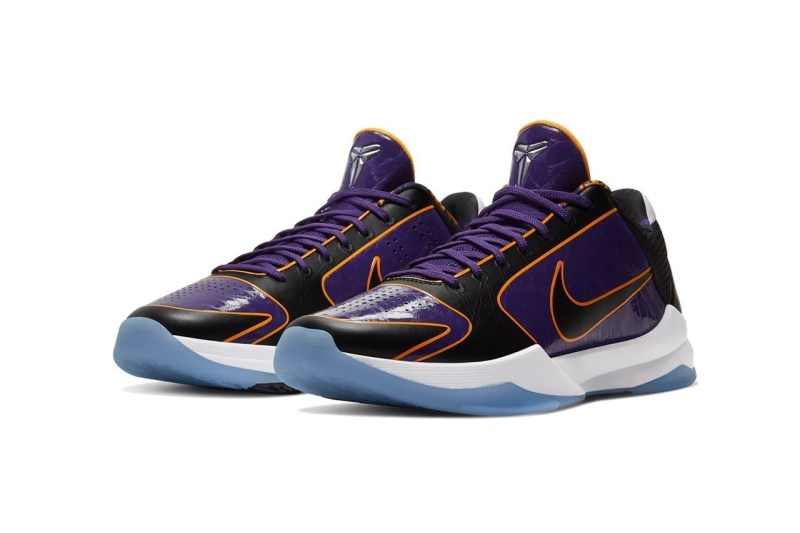 Nike Kobe 5 Protro 最新配色「Lakers」發售日期正式公開 | HYPEBEAST