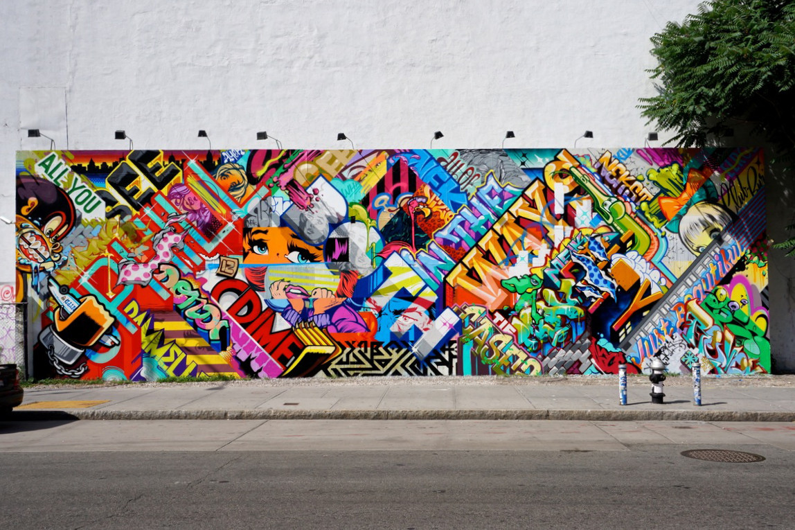 """Ecco """"gli impresentabili"""", l'album delle figurine dei relatori del congresso delle famiglie; Best Street Art Locations In New York City Hypebeast"""