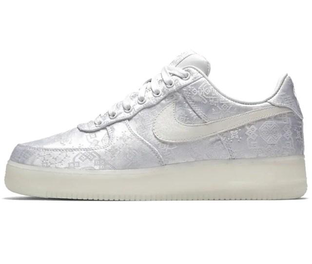 Clot Nike Air Force 1 Premium Edison Chen February 2018 Release