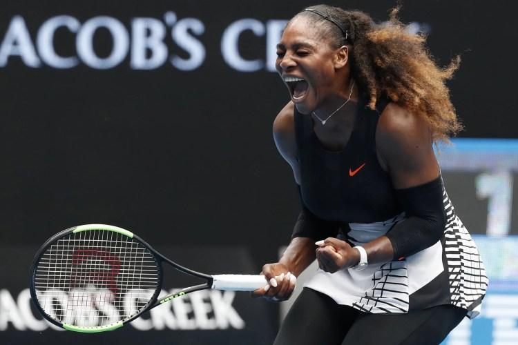 cei mai influenți sportivi Serena Williams