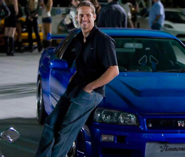 Paul Walker Brothers Fast And Furious The Franchise Brian Oconner Role