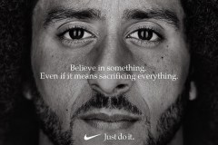 Image result for Nike 2018 just do it colin kaepernick