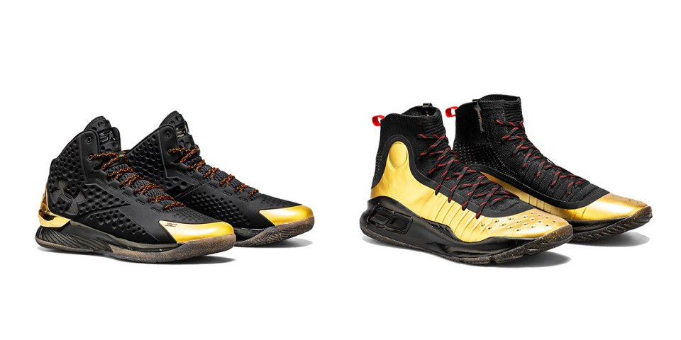 aa9b2b7ea24 New Under Armour Curry 3 Lights Out Halloween Sneakerfiles ...