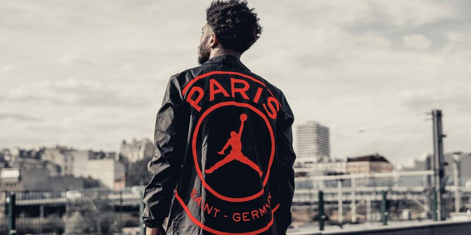 paris saint germain x jordan brand