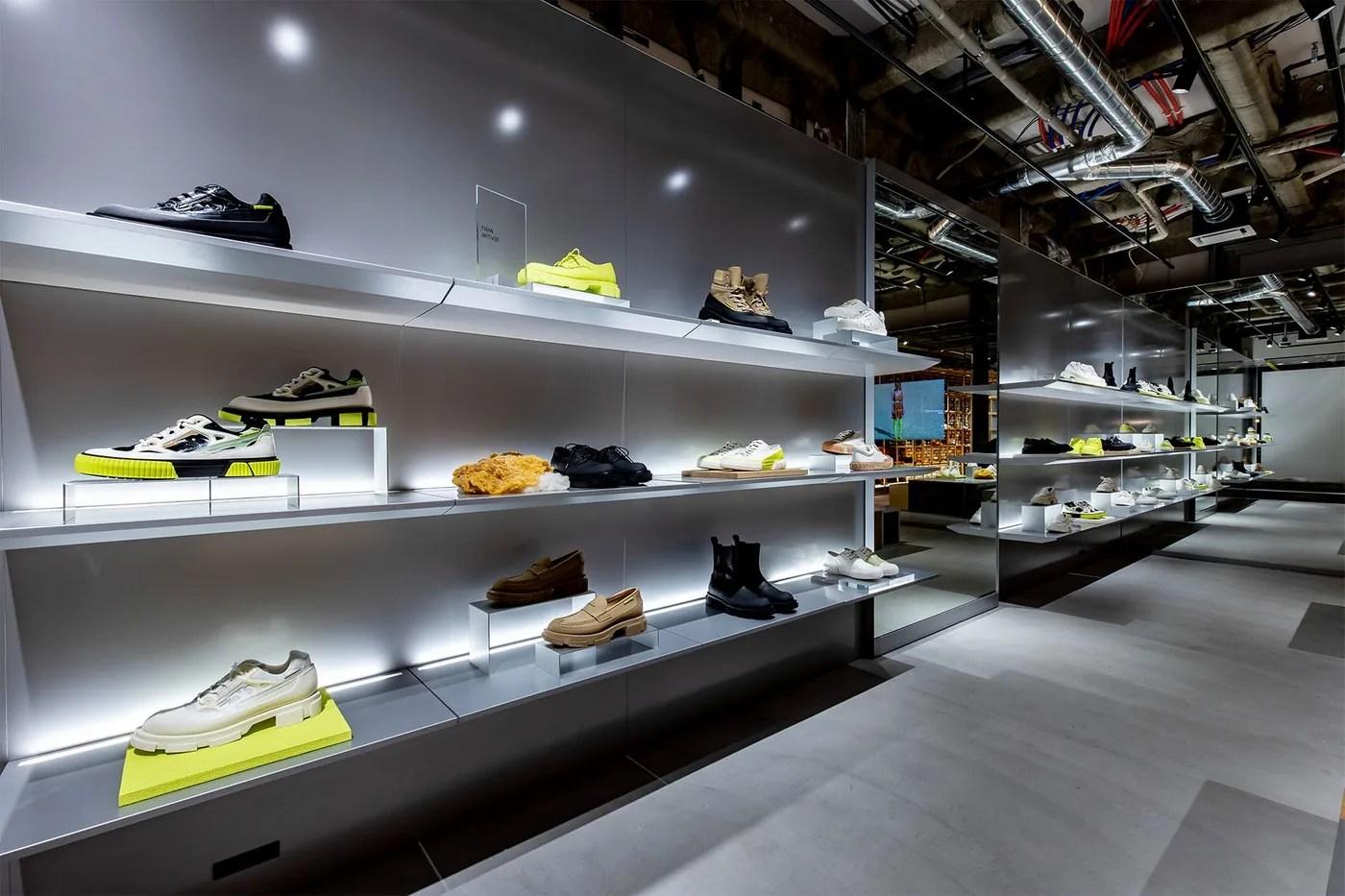 venta hypebeast shoe shelf en stock