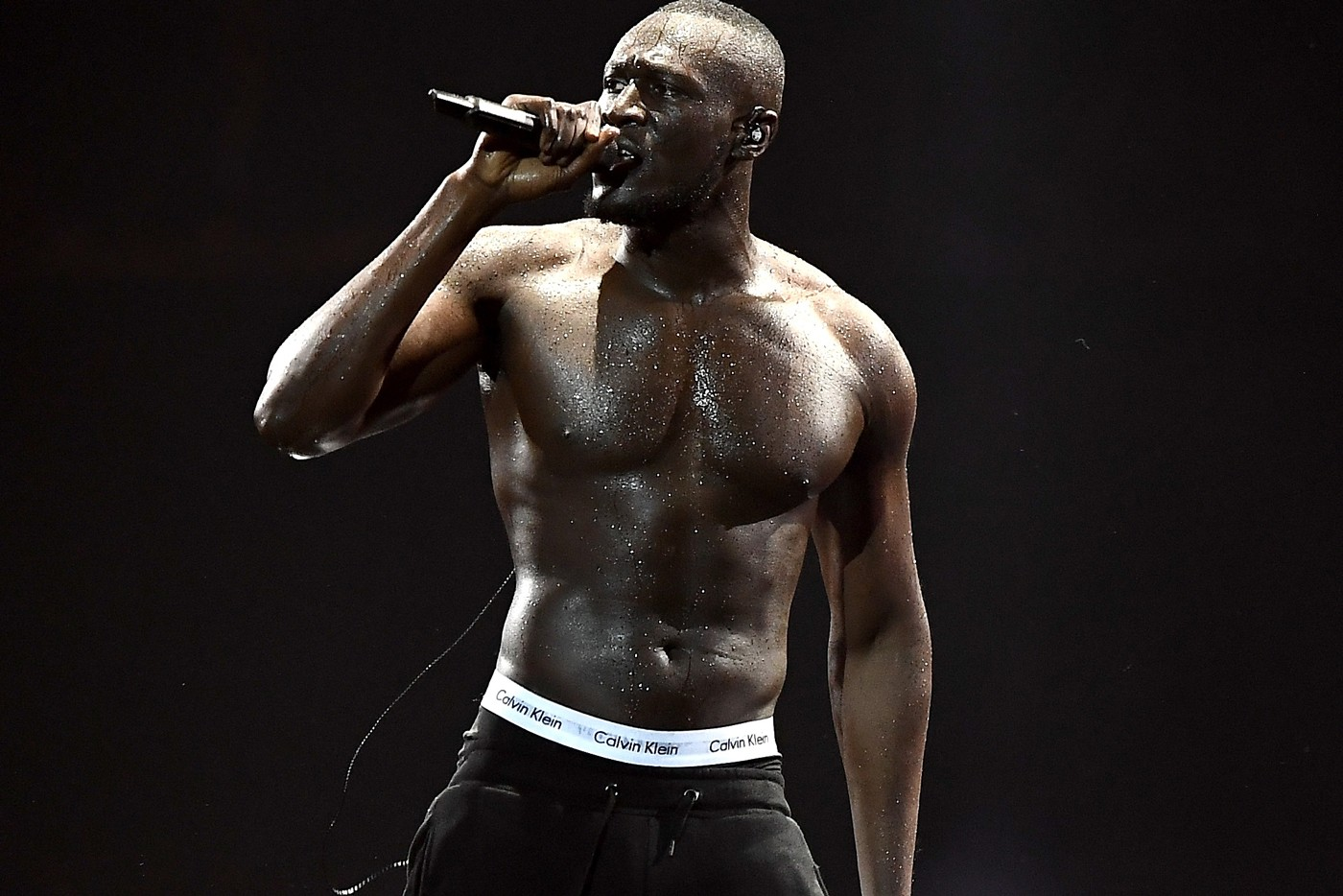 "Image result for Stormzy Shares Motivational Visual for ""Do Better"""